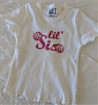 Lil' Cheer Sis Tee, Youth XS