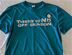 No Off Season Soccer tee, Youth M
