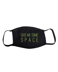 Adult Face Mask-Give me space