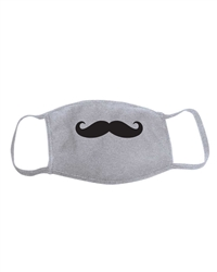 Adult Face Mask-Mustache
