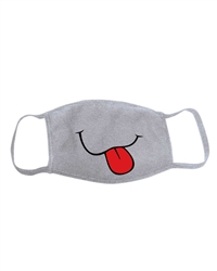 Adult Face Mask-Tongue