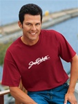 <center>South Dakota Script t-shirt or sweatshirt